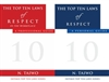 EKTIMIS - Books on Respect - The Top Ten Laws of Respect - Double Pack