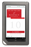 EKTIMIS - Top Ten Laws of Respect in the Workplace eBook - Book on Respect and Workplace Diversity